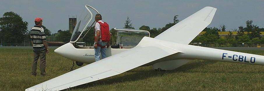 ffvp planeur Aéroclub Charentais – ACC 2