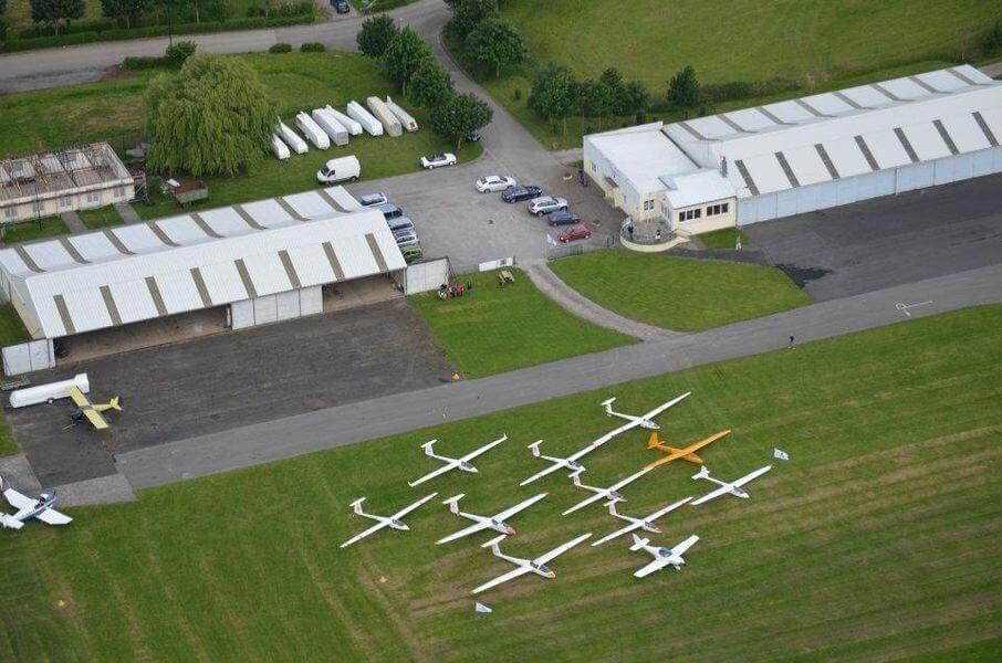 ffvp planeur Aéroclub d'Abbeville – 9