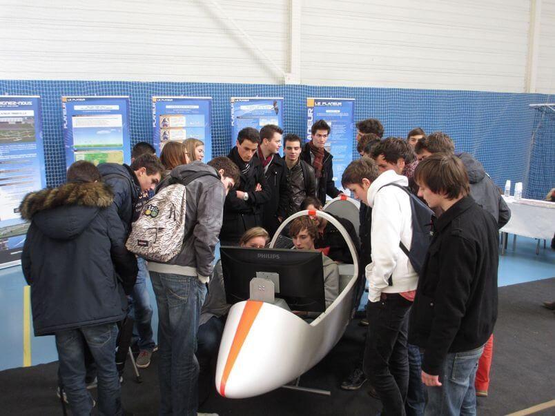 ffvp planeur Aéroclub d'Abbeville – 0