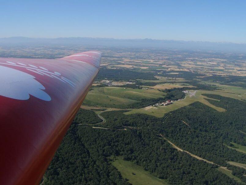 ffvp planeur Centre de Vol à Voile de la Montagne Noire – VVMN 0