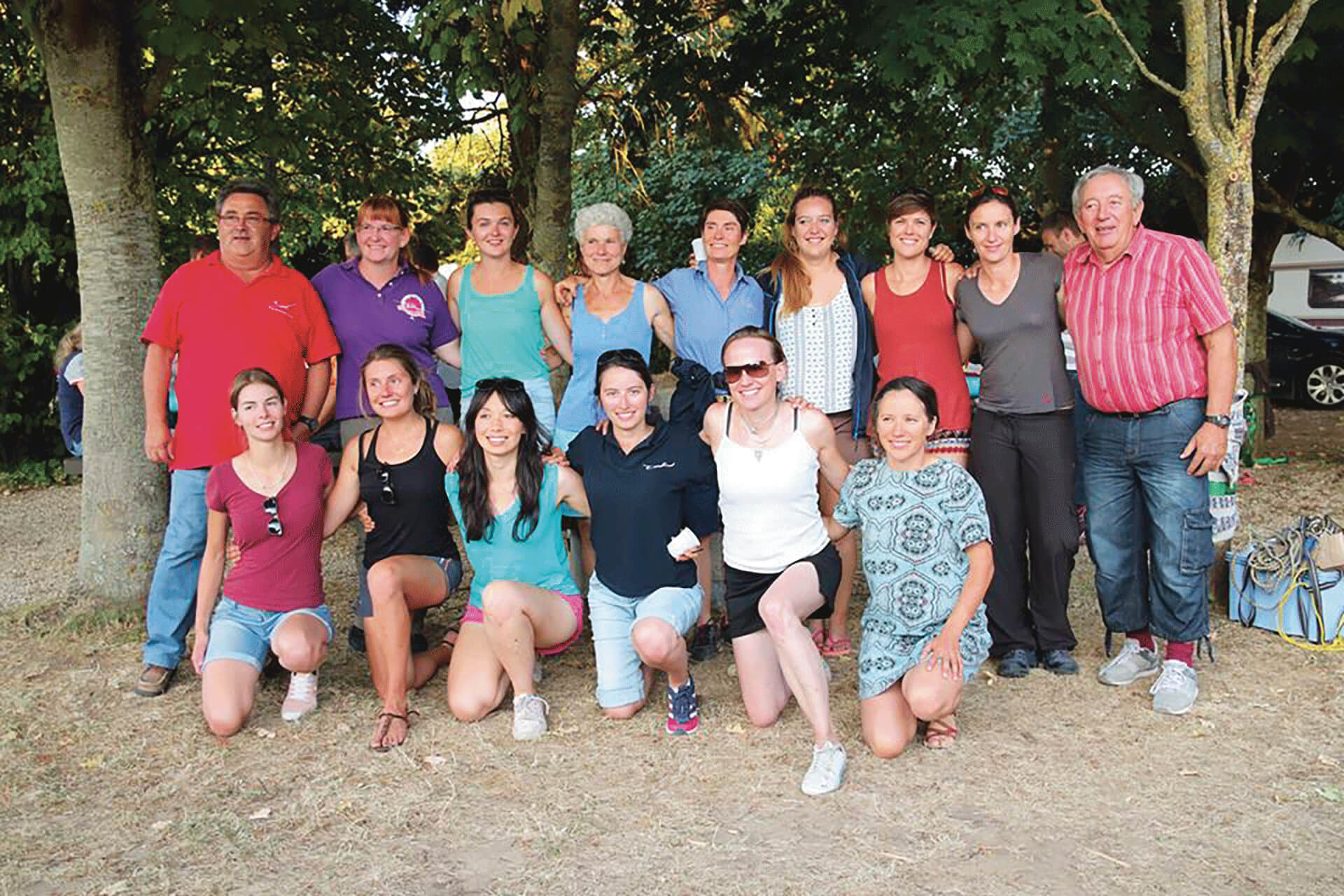 FFVP - Championnat de France féminin classe club