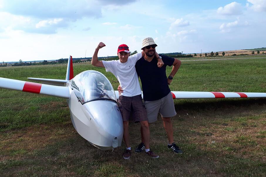 ffvp planeur Aéroclub Chambley – ACC 3
