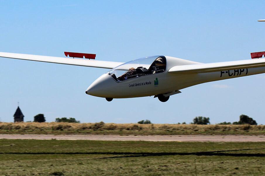 ffvp planeur Aéroclub Chambley – ACC 4