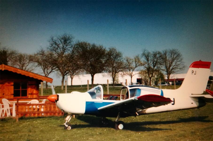 ffvp planeur MS 893 A 1