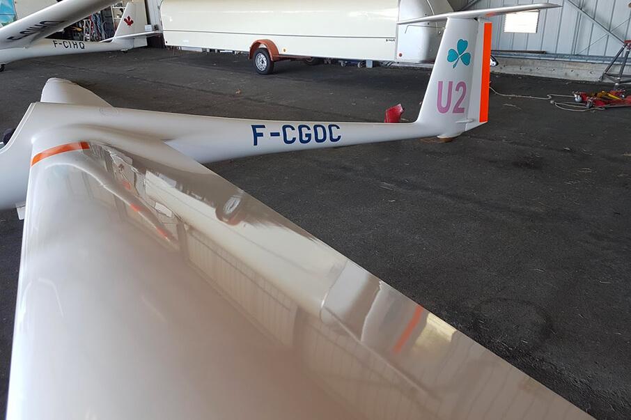 ffvp planeur PÉGASE F-CGOC 0
