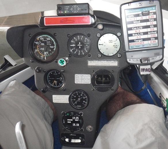 ffvp planeur LAK17A  15 – 18m 2