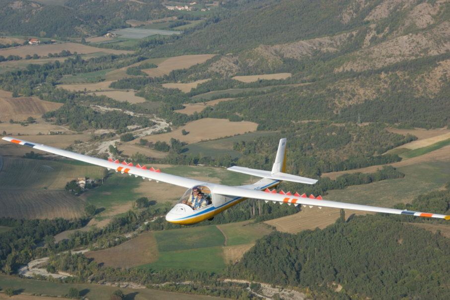 ffvp planeur PLANEUR BIPLACE CARMAM M200 4