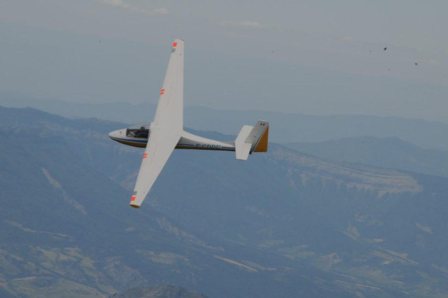 ffvp planeur PLANEUR BIPLACE CARMAM M200 6