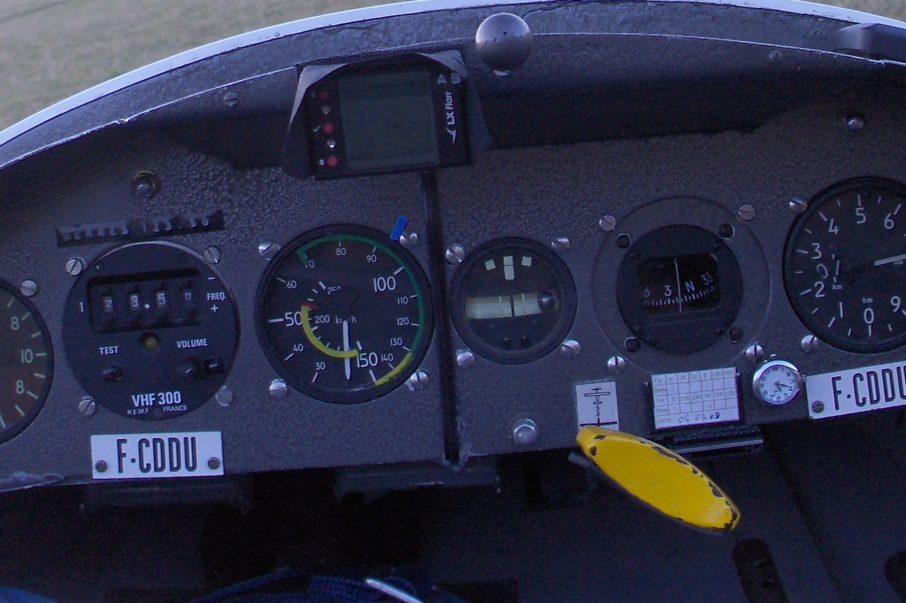 ffvp planeur PLANEUR BIPLACE CARMAM M200 0