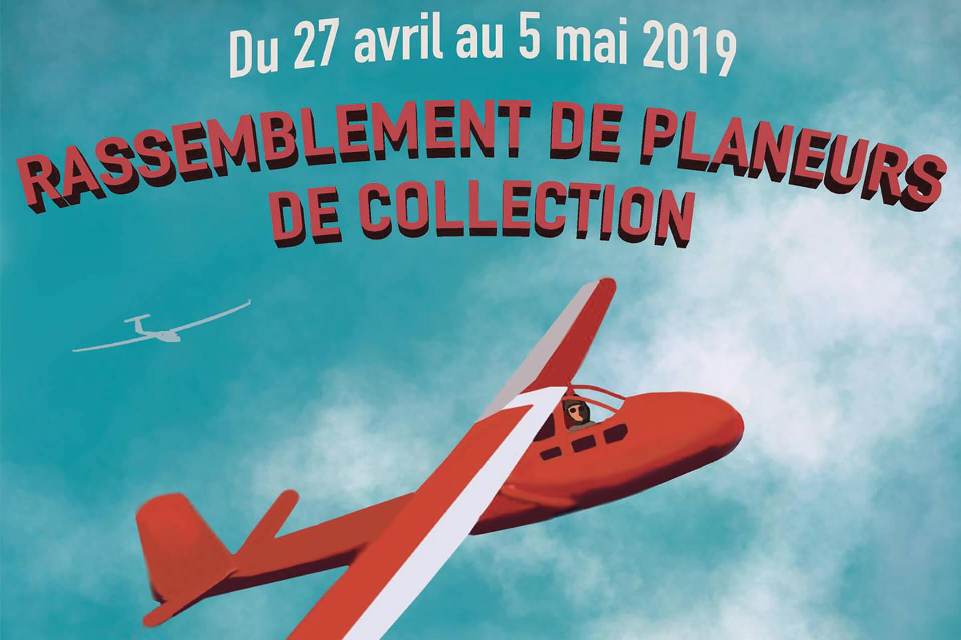 Rassemblement National des Planeurs de Collection