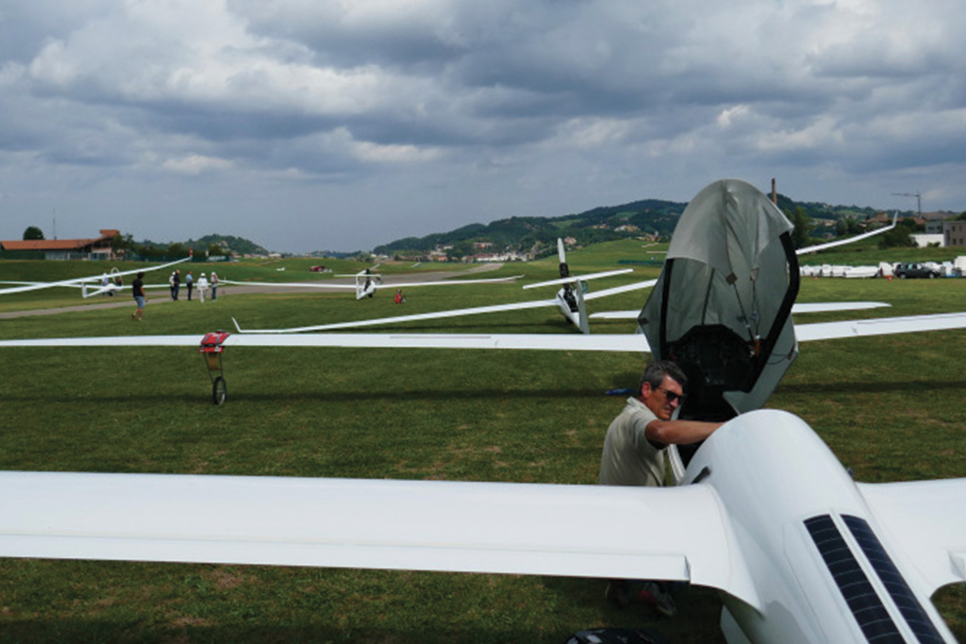 E-Glide Contest
