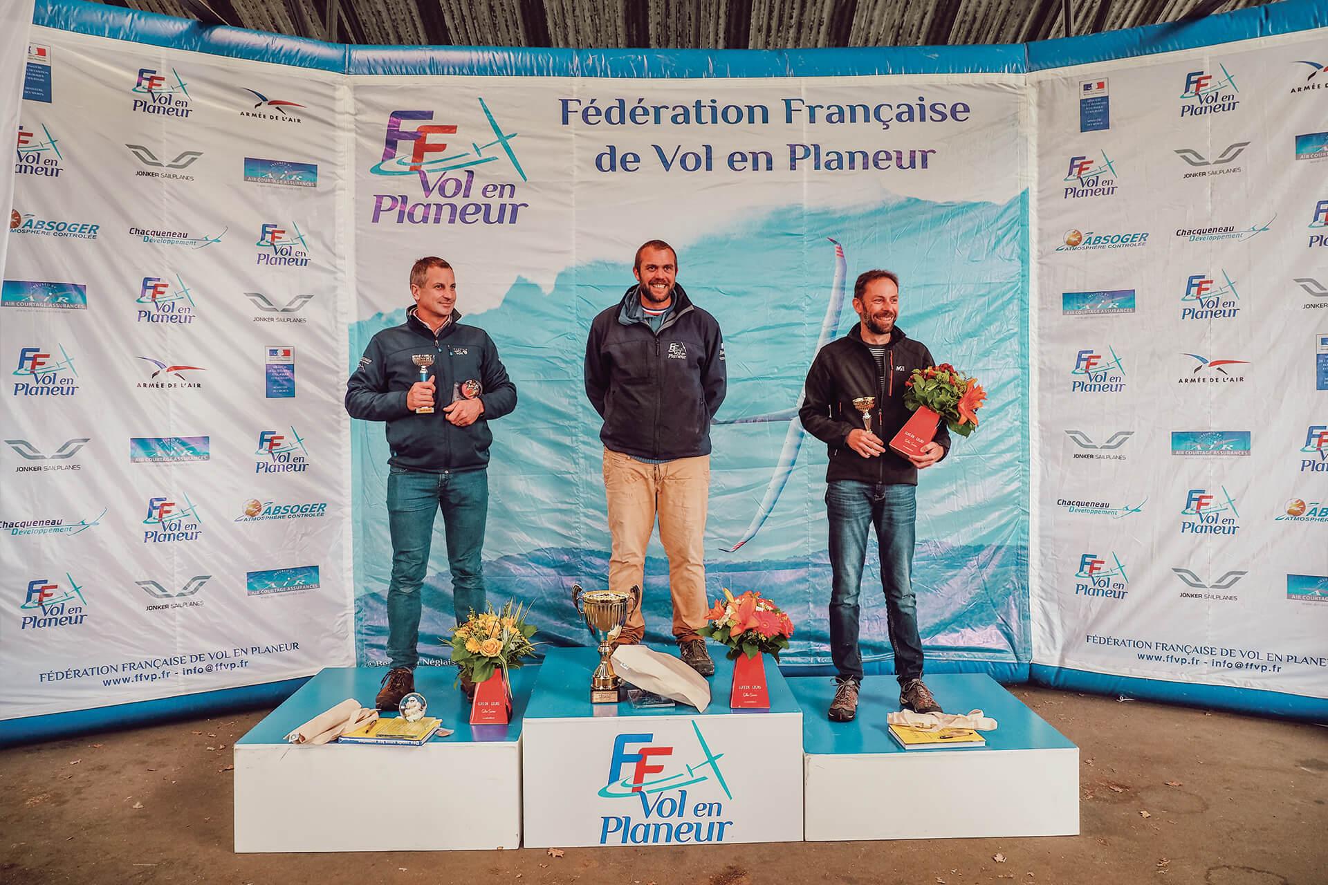 Championnat de France à Buno