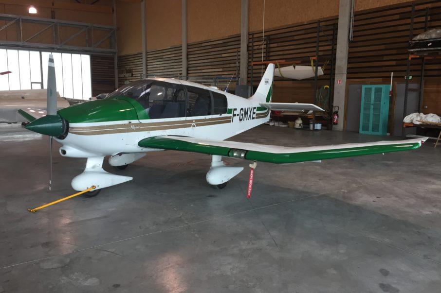 ffvp planeur DR400 1