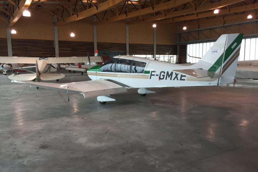 ffvp planeur DR400 4
