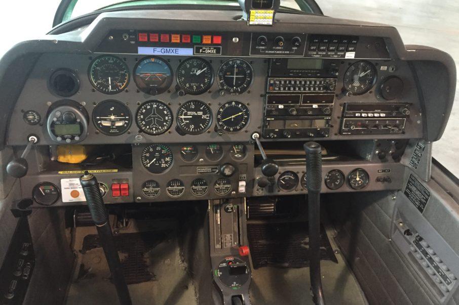 ffvp planeur DR400 3