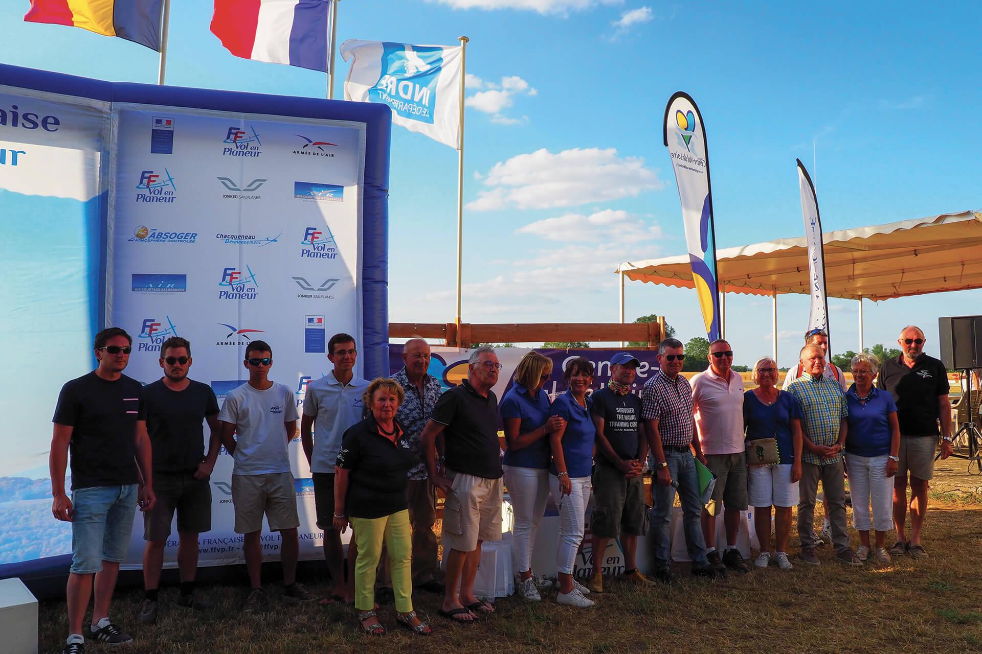 Championnat de France à Issoudun