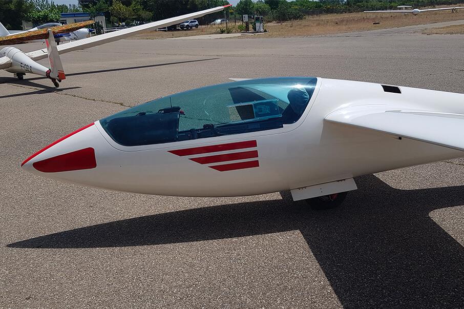 ffvp planeur ASW 20 L 0