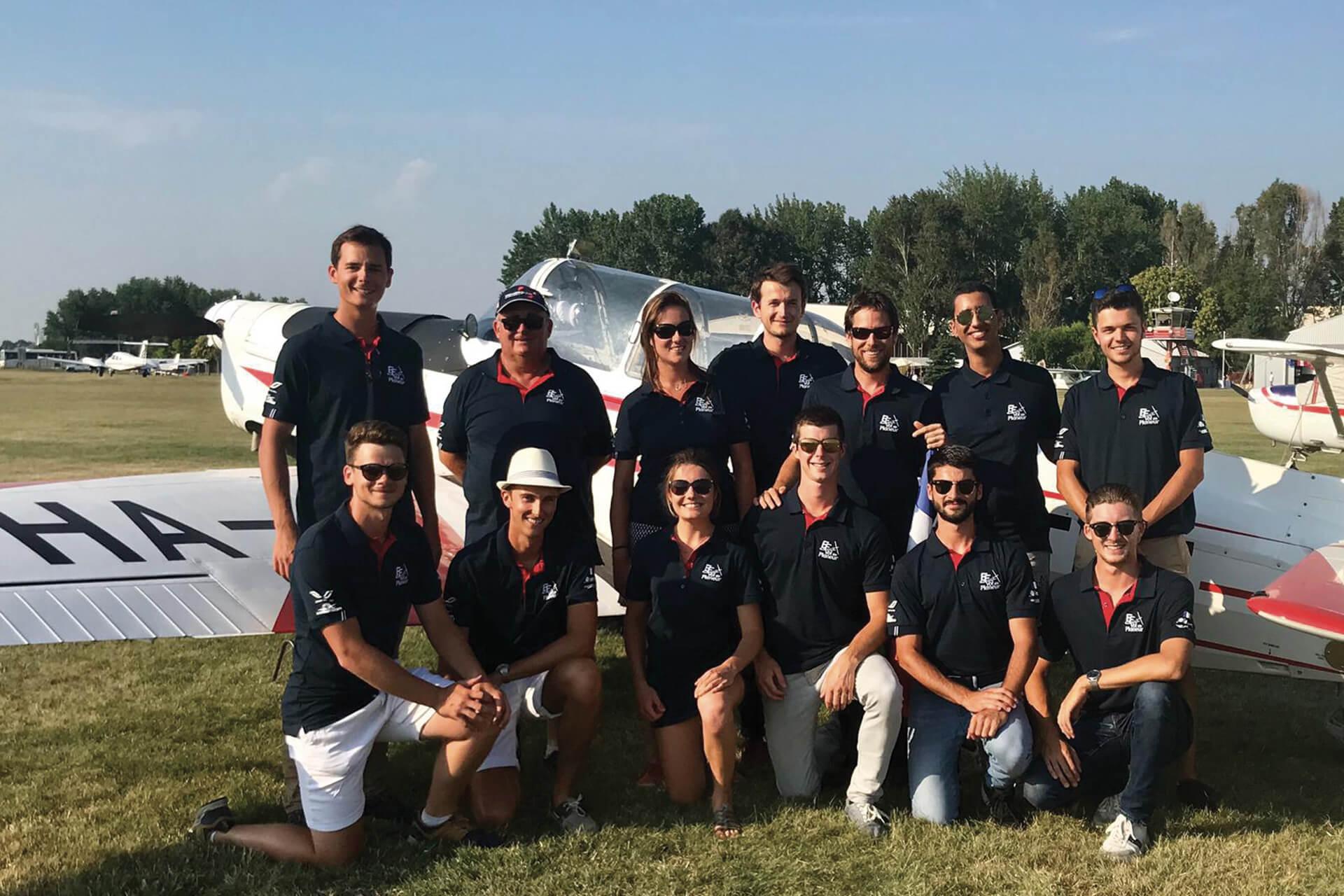 Championnat du monde junior à Szeged