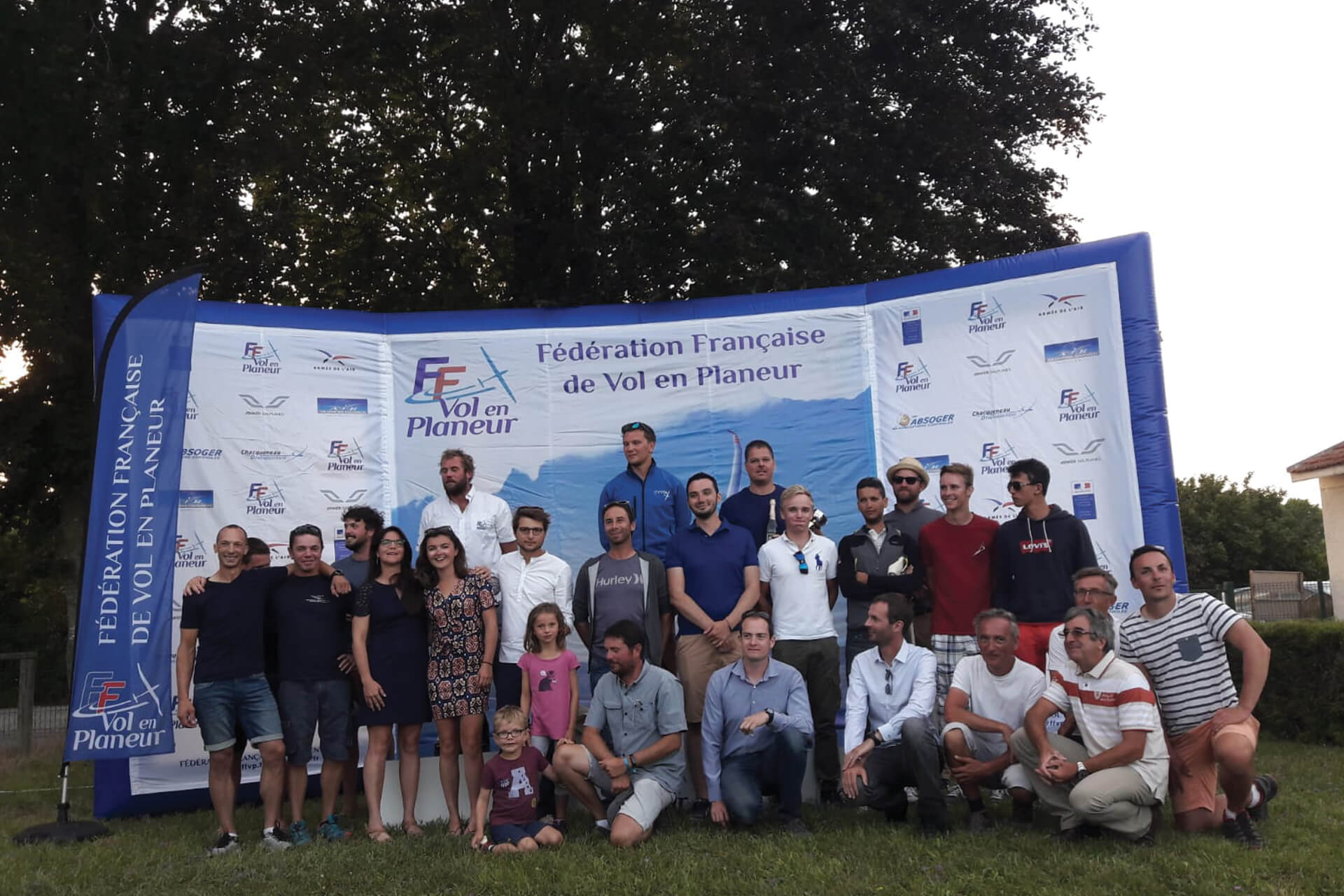 Championnat de France et Pré-Mondial Châlons