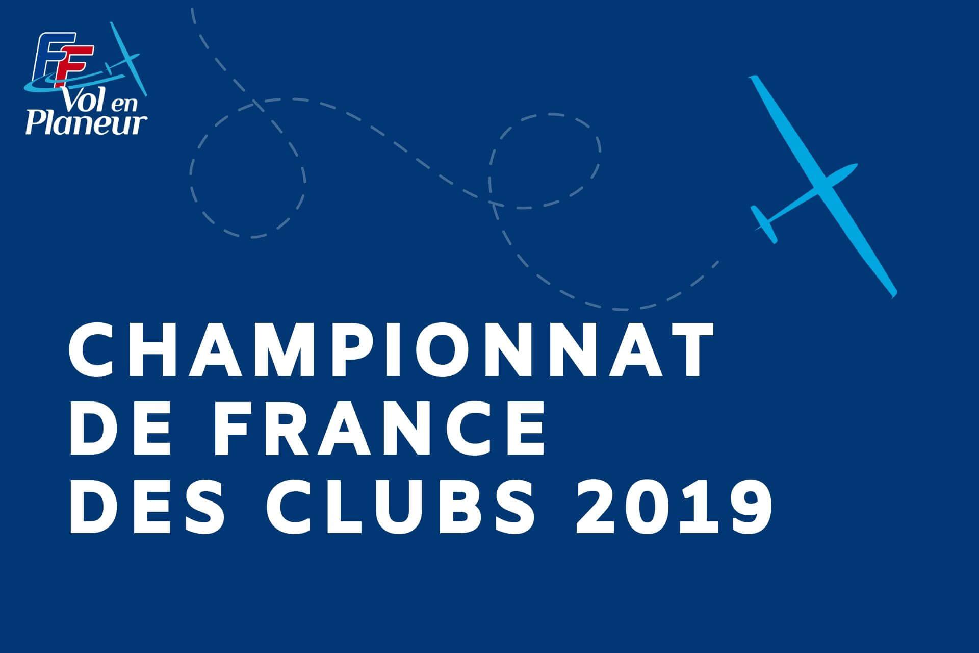 Championnat de France des Clubs 2019