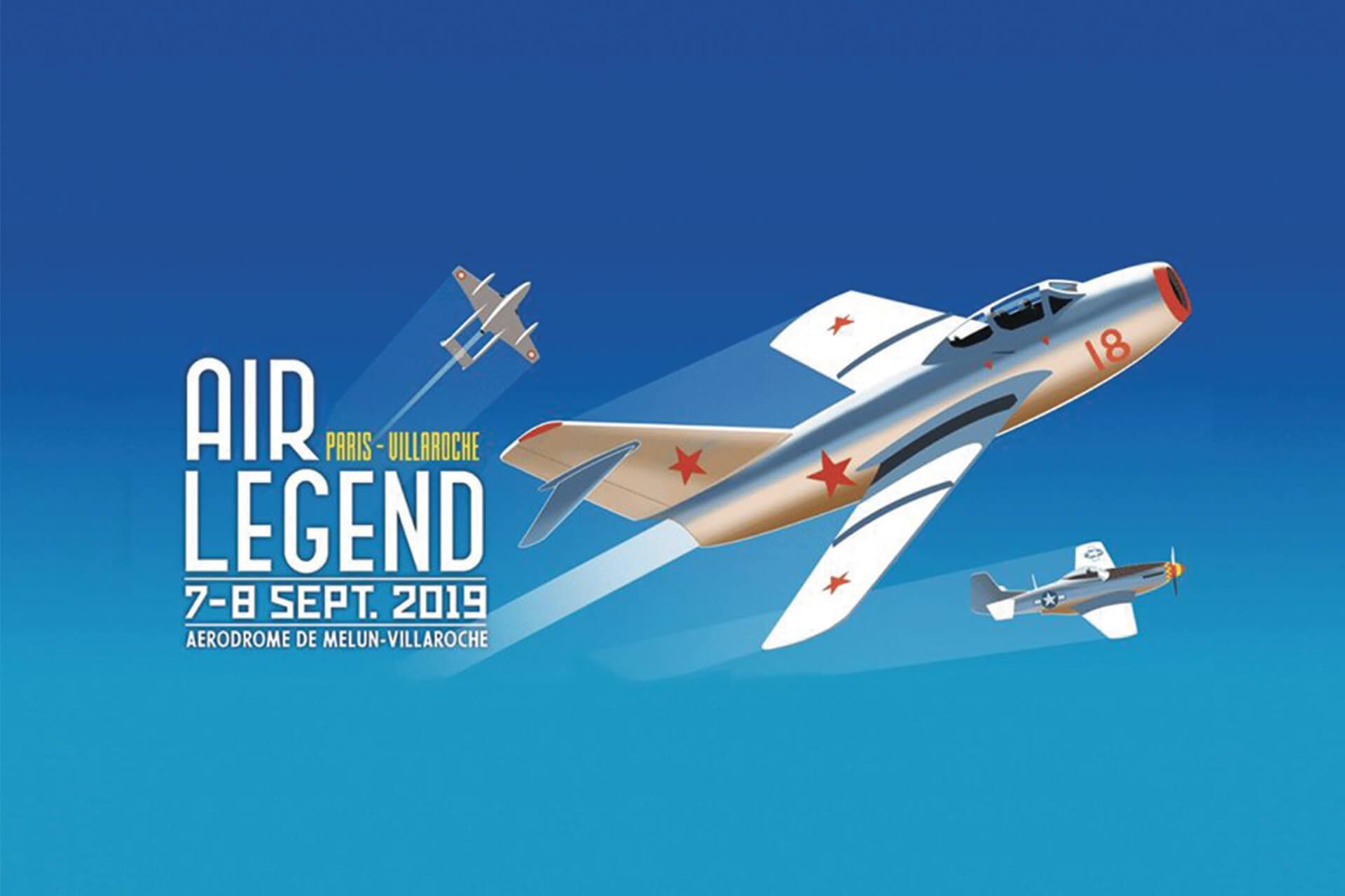 Paris Air Legend