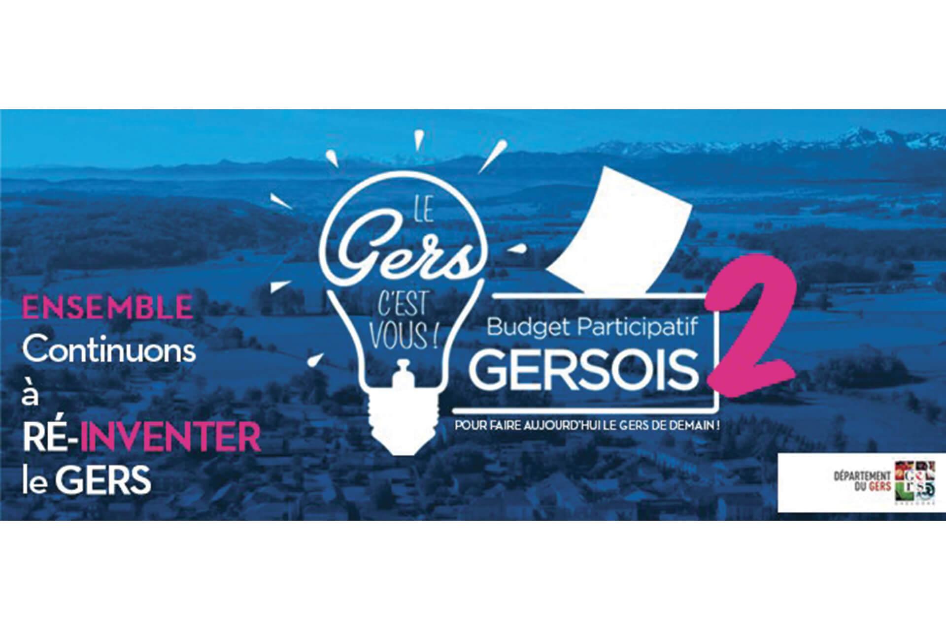 Budget Participatif Gersois