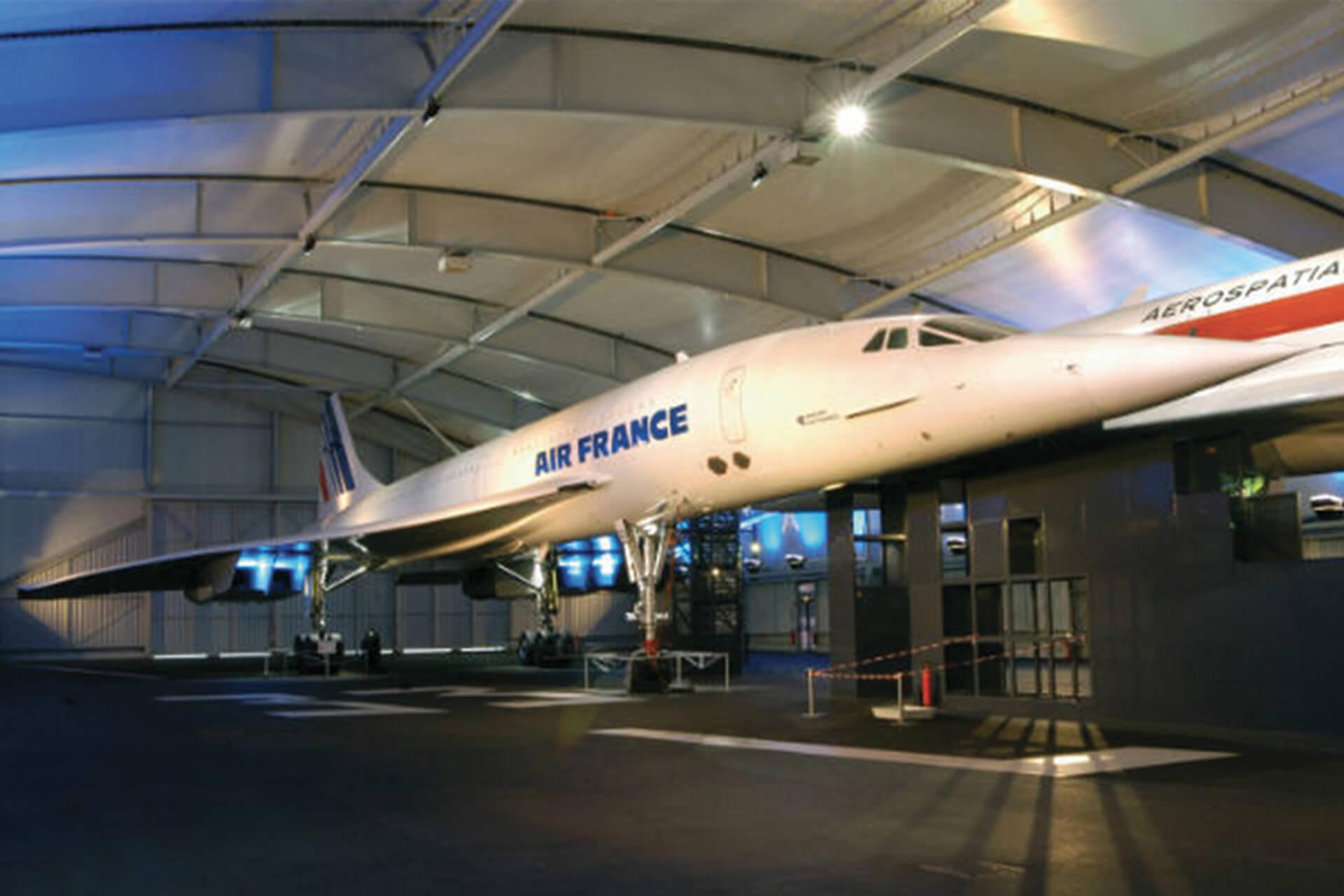Le musée de l'Air et de l'Espace fête son siècle…