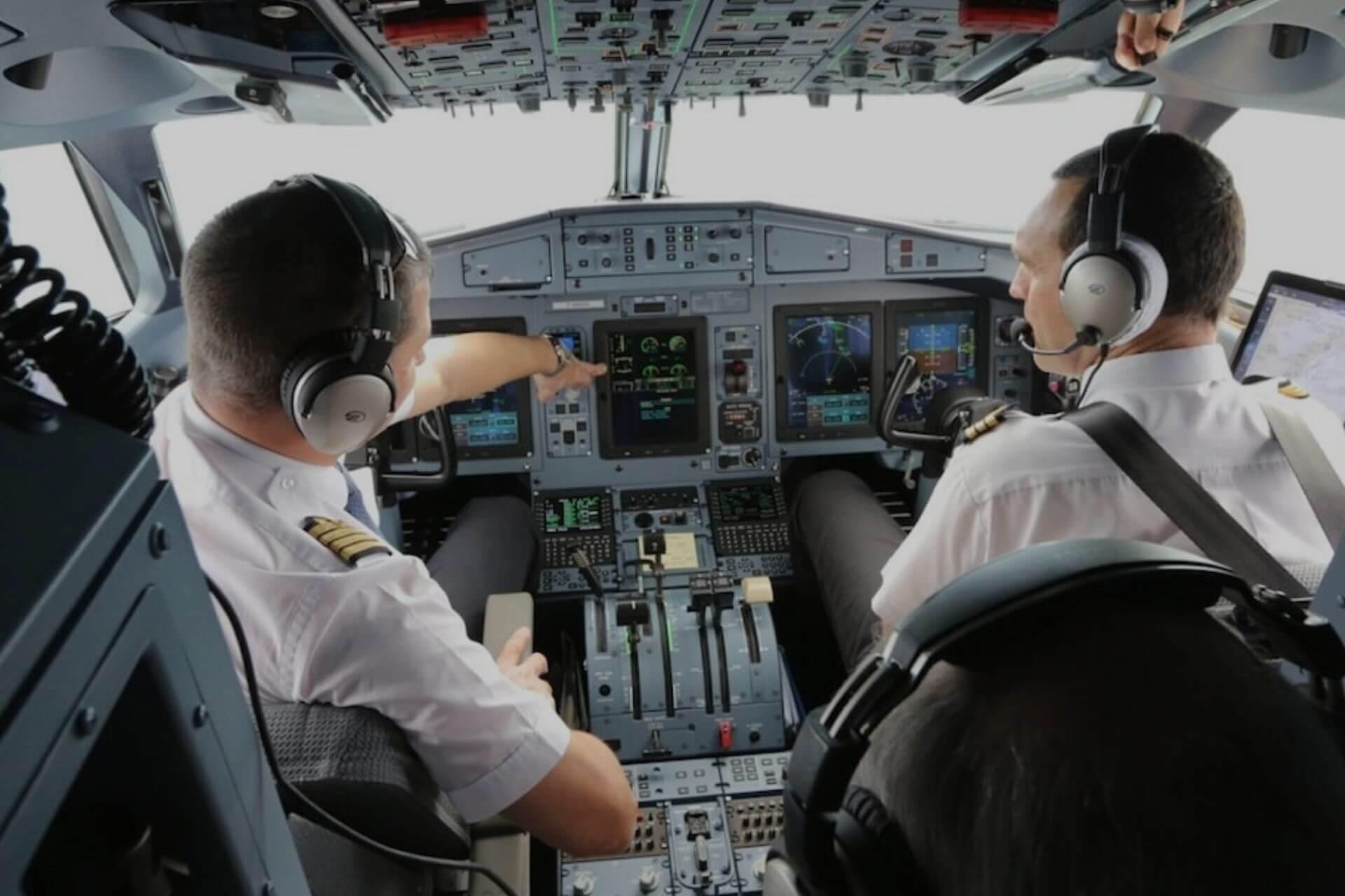 Nouvelle campagne de recrutement de pilotes cadets