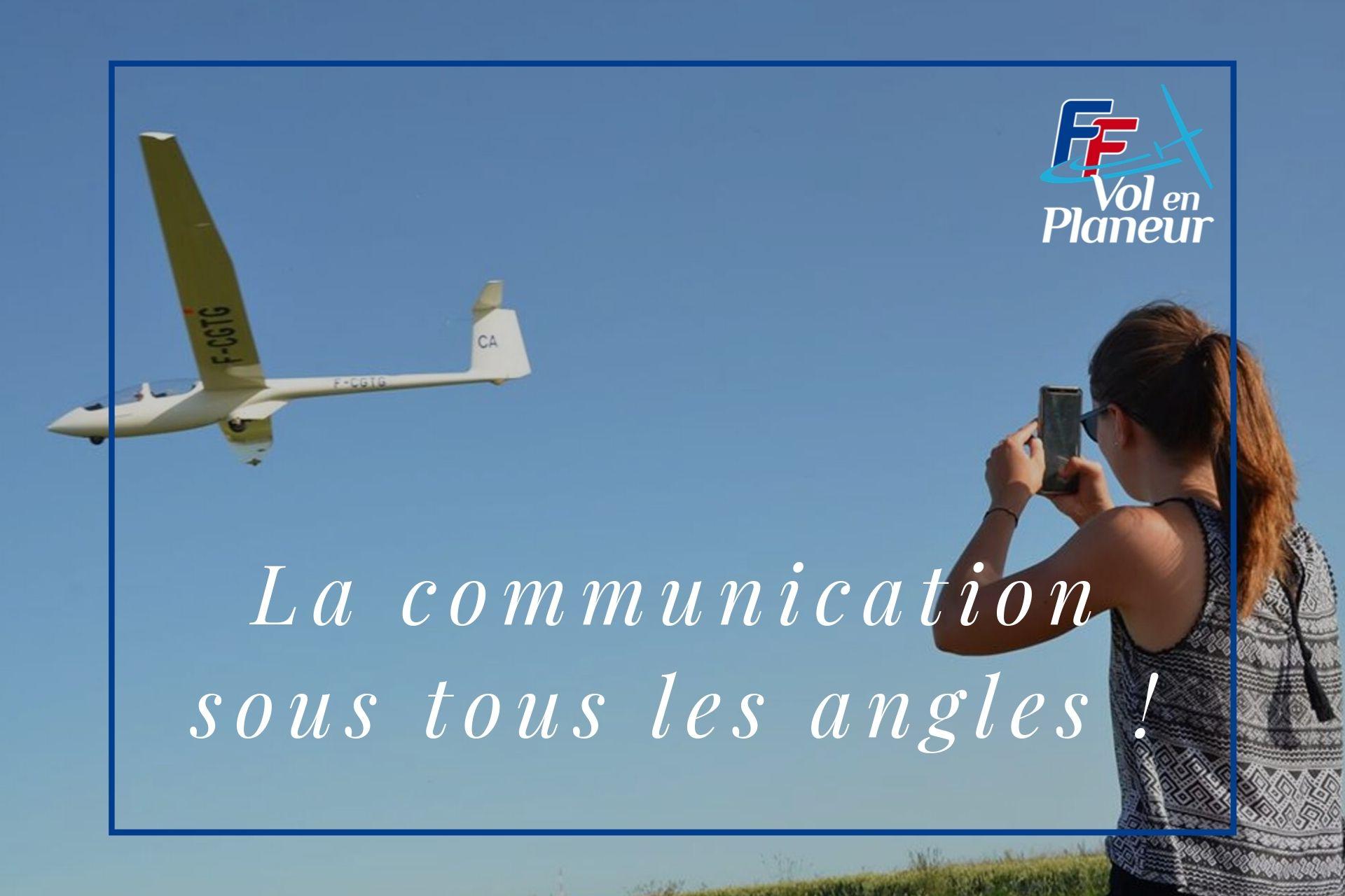 La communication sous tous les angles !