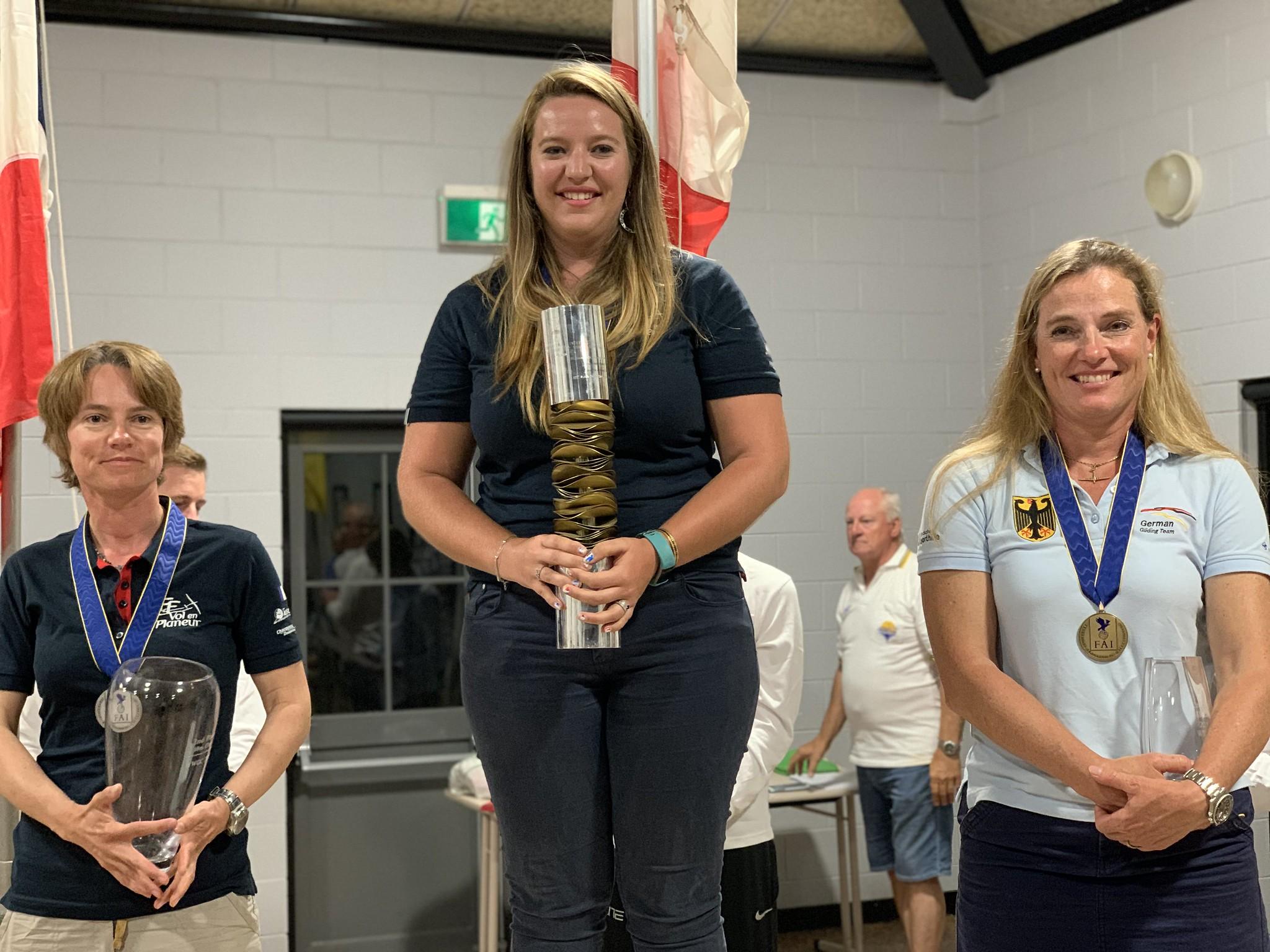 Mélanie Gadoulet, championne du monde en Australie !
