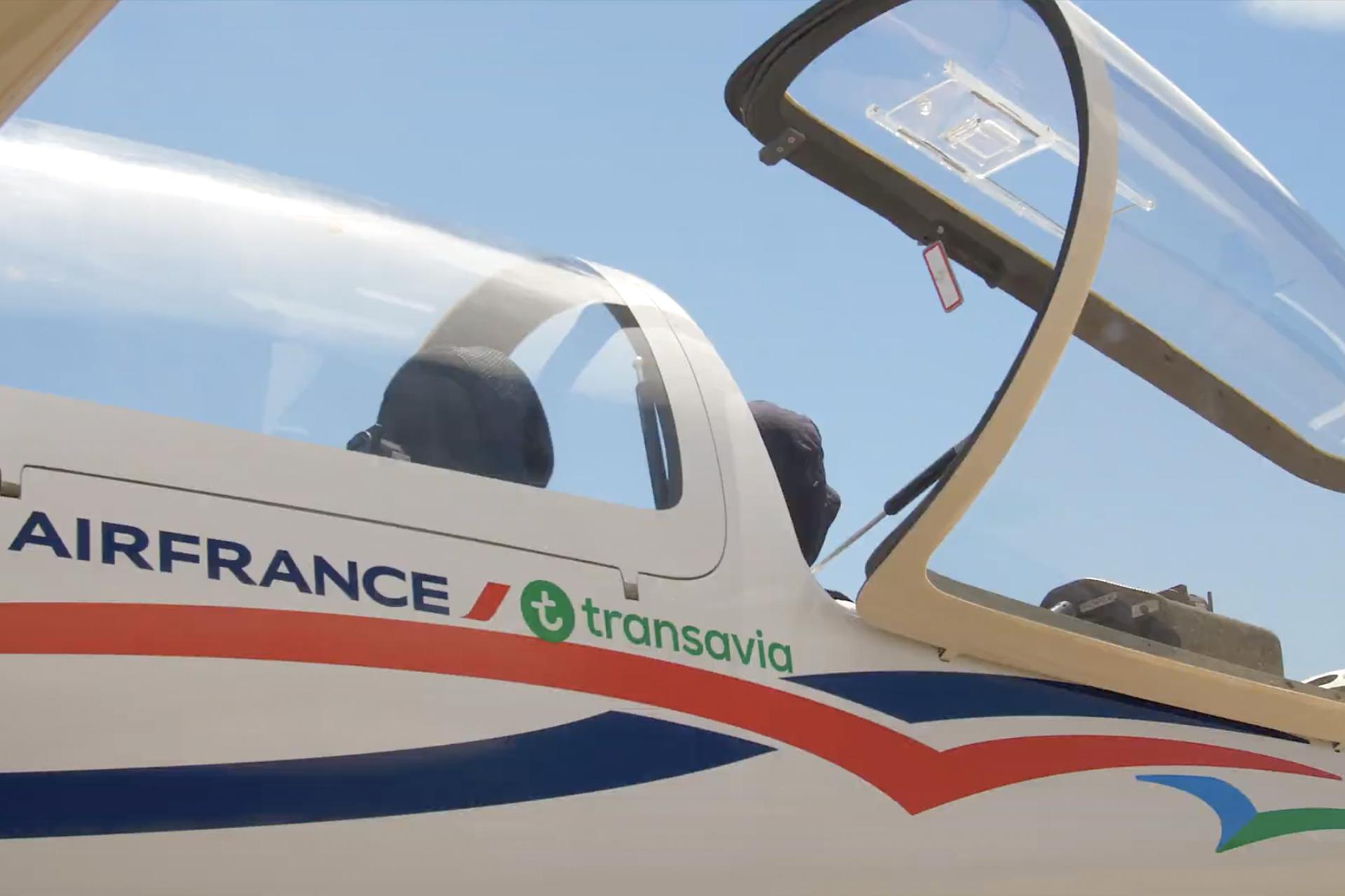 Devenez Pilote chez Air France