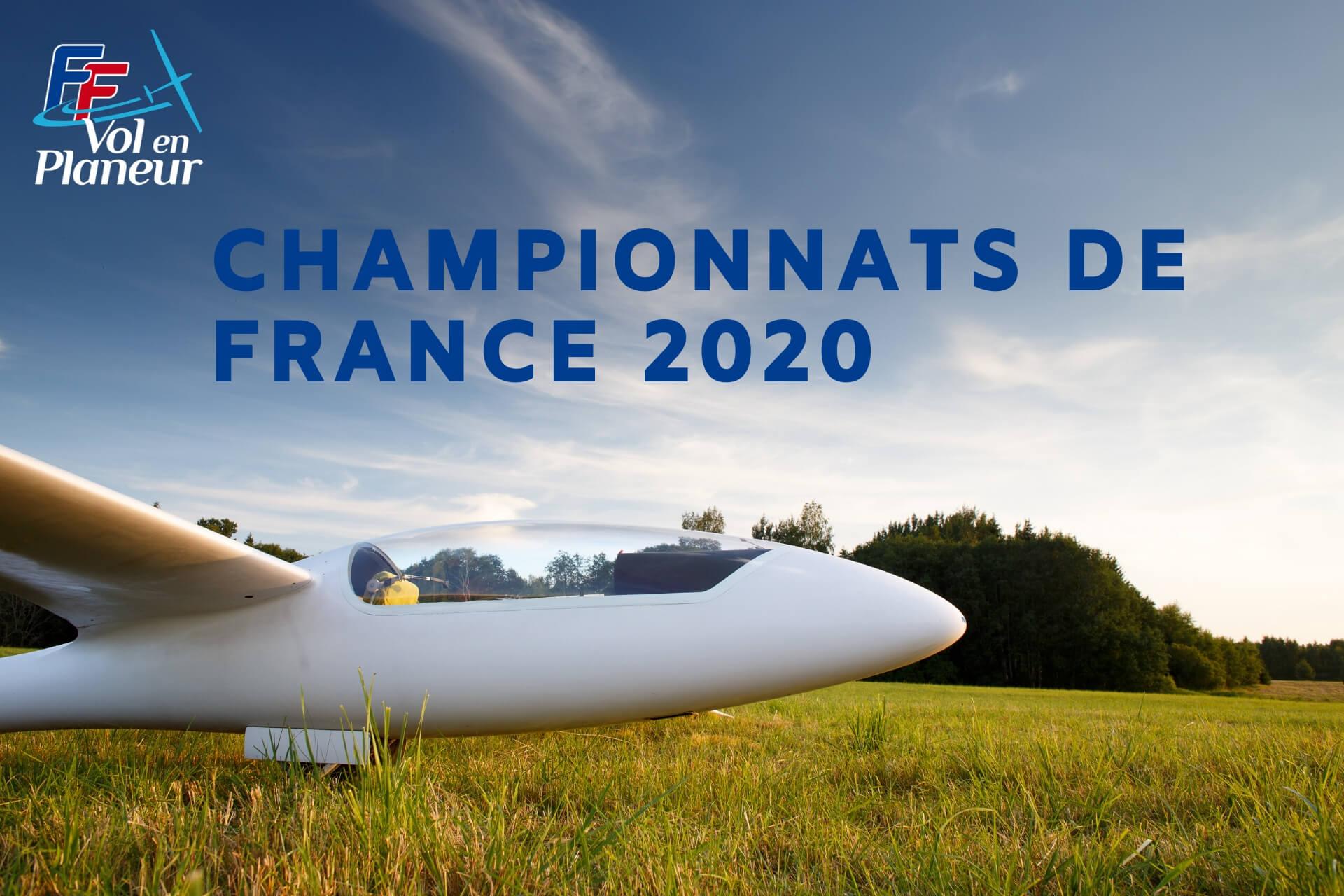 Validation des inscriptions en Championnat de France 2020