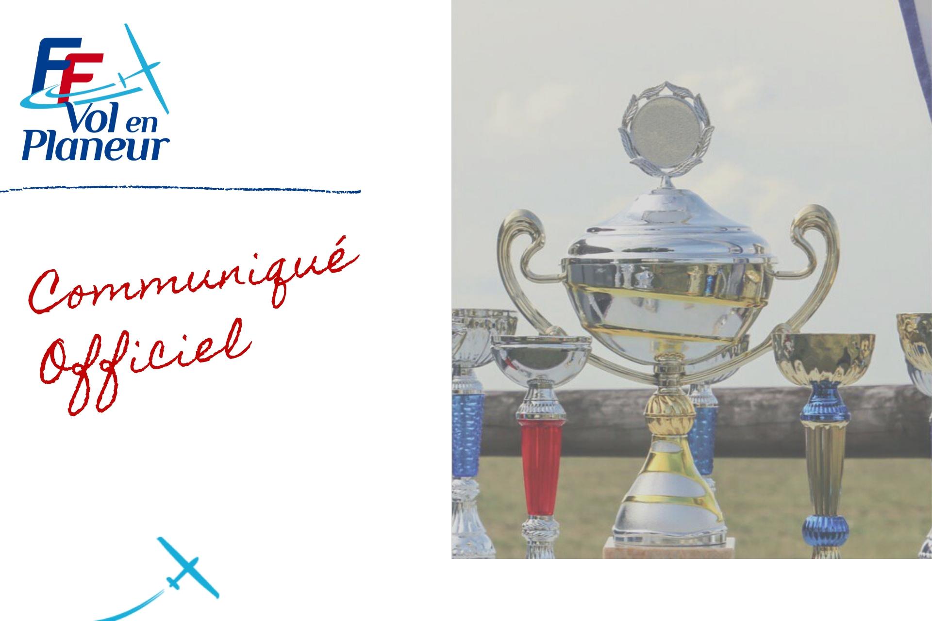 Annulation du Championnat de France 18m/libre à Buno