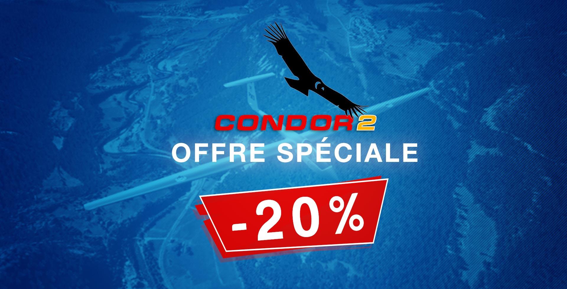 Offre spéciale Condor 2