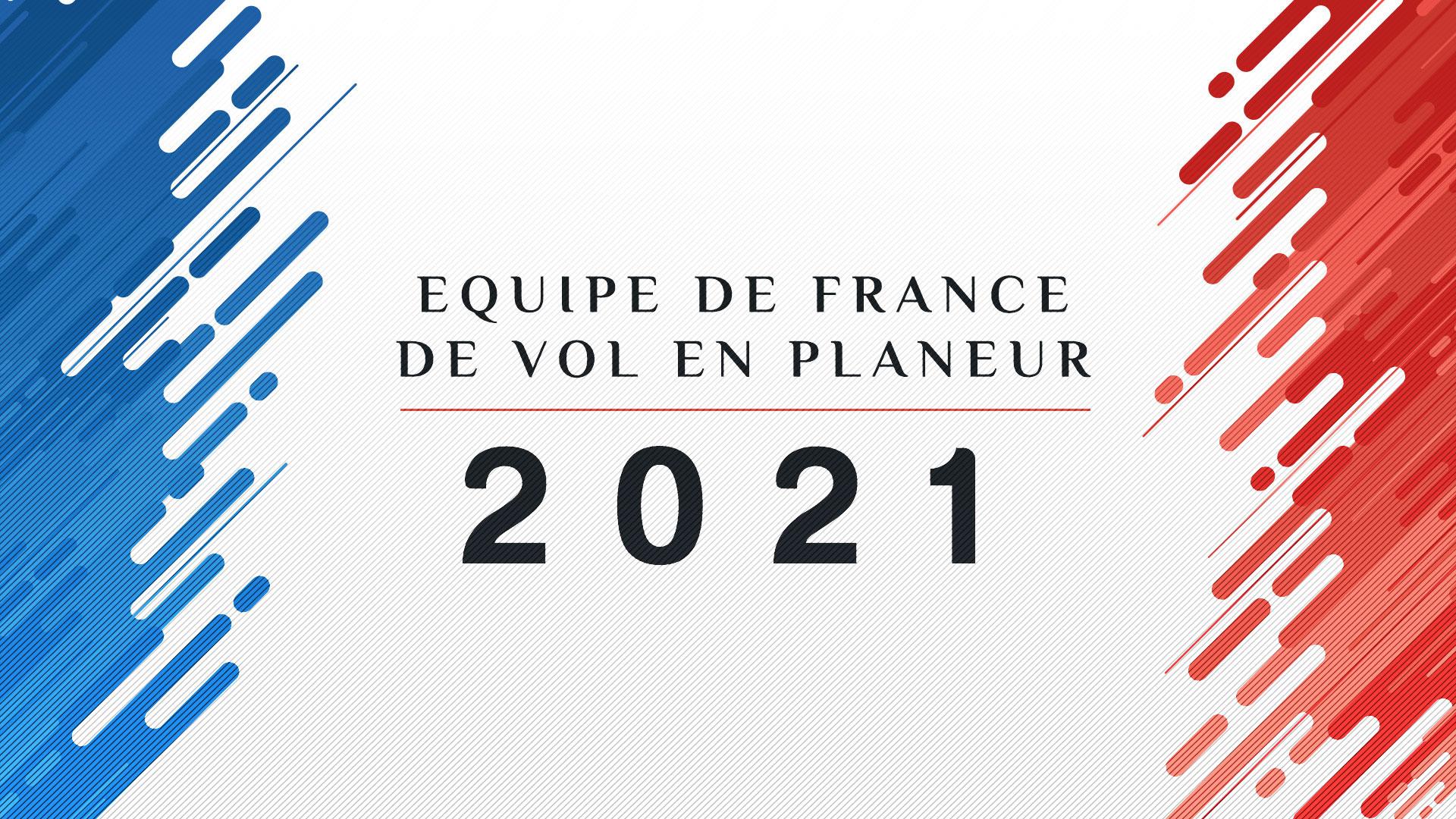 Comité de sélection – Equipe de France de vol en planeur senior 2021