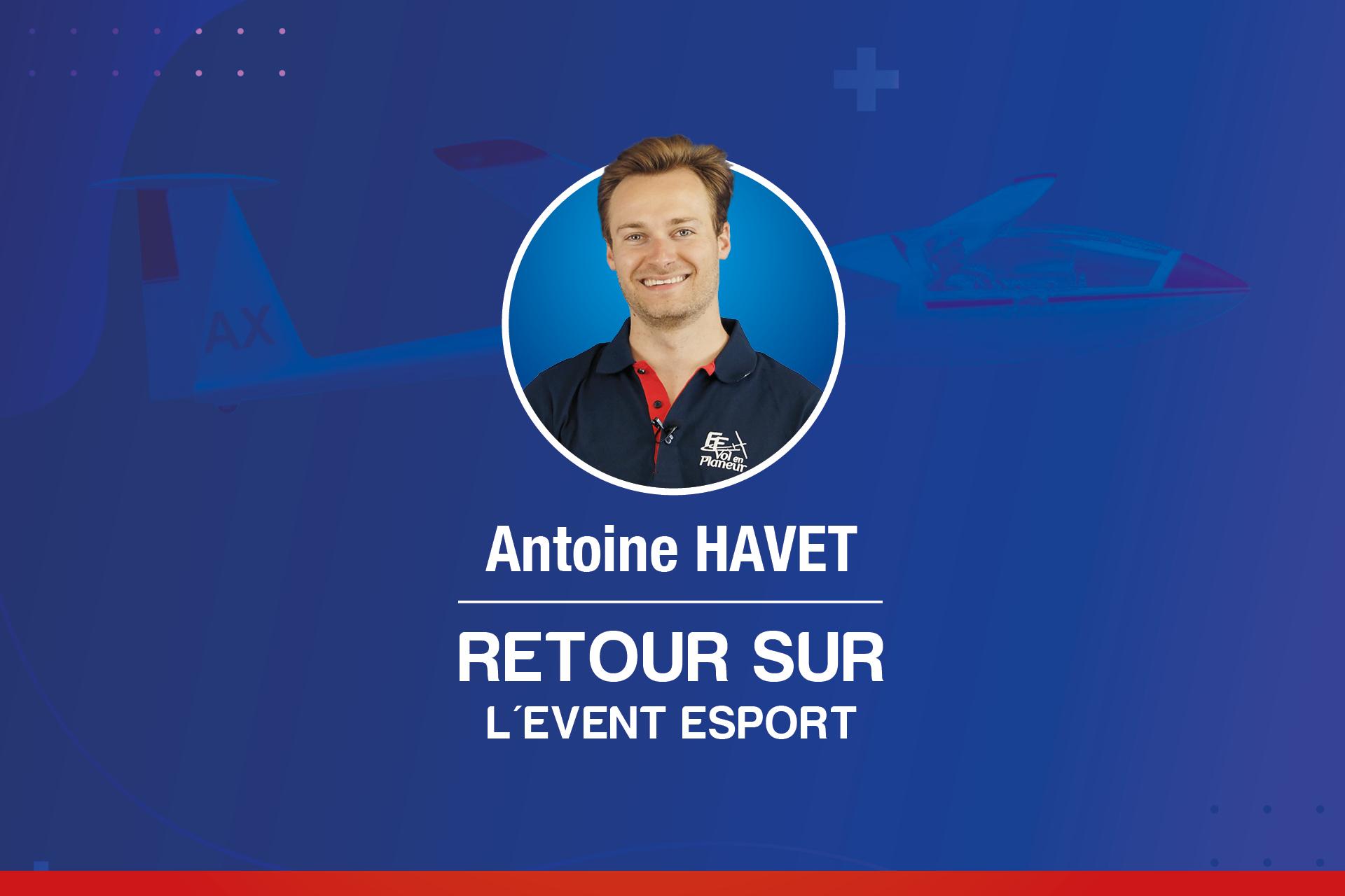 Retour sur l'event eSport avec Antoine Havet