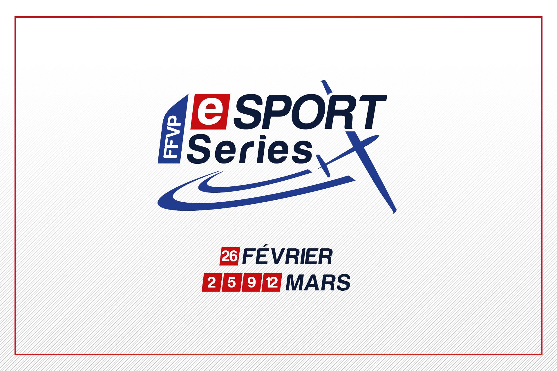 FFVP eSport Series – Février et Mars 2021
