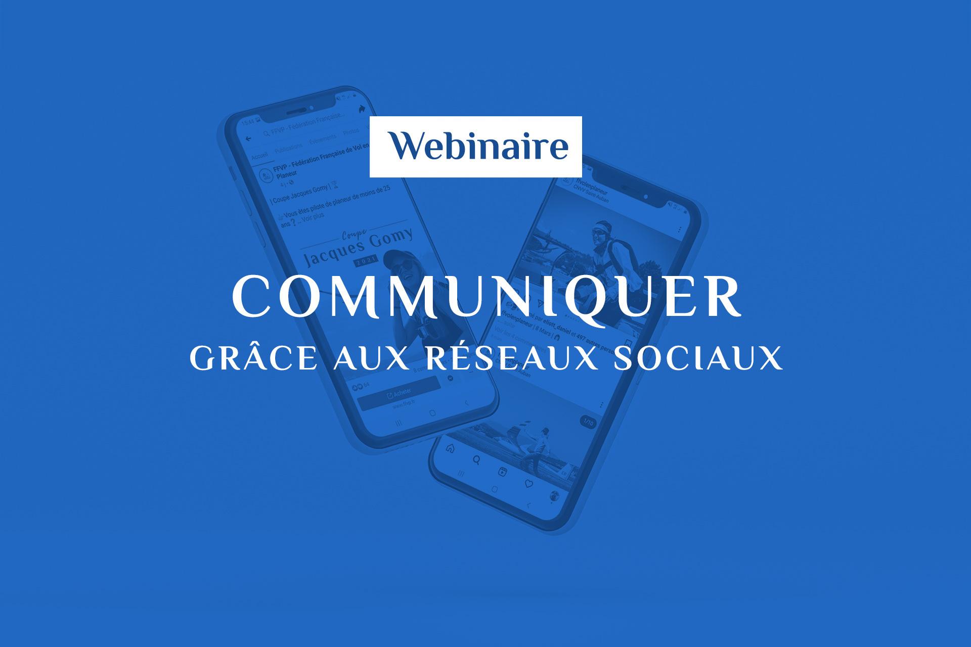 Webinaire Communication