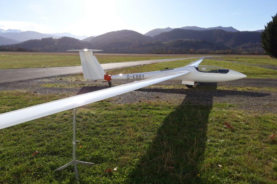 ffvp planeur ASW22 M 2