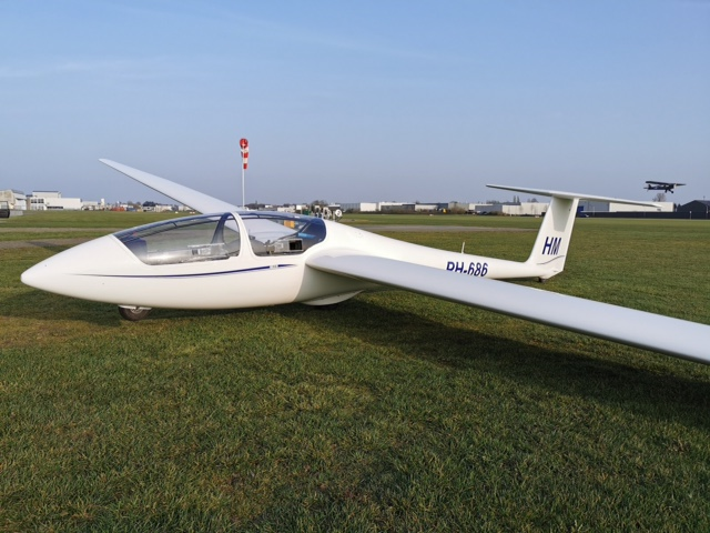 ffvp planeur ASK21 0