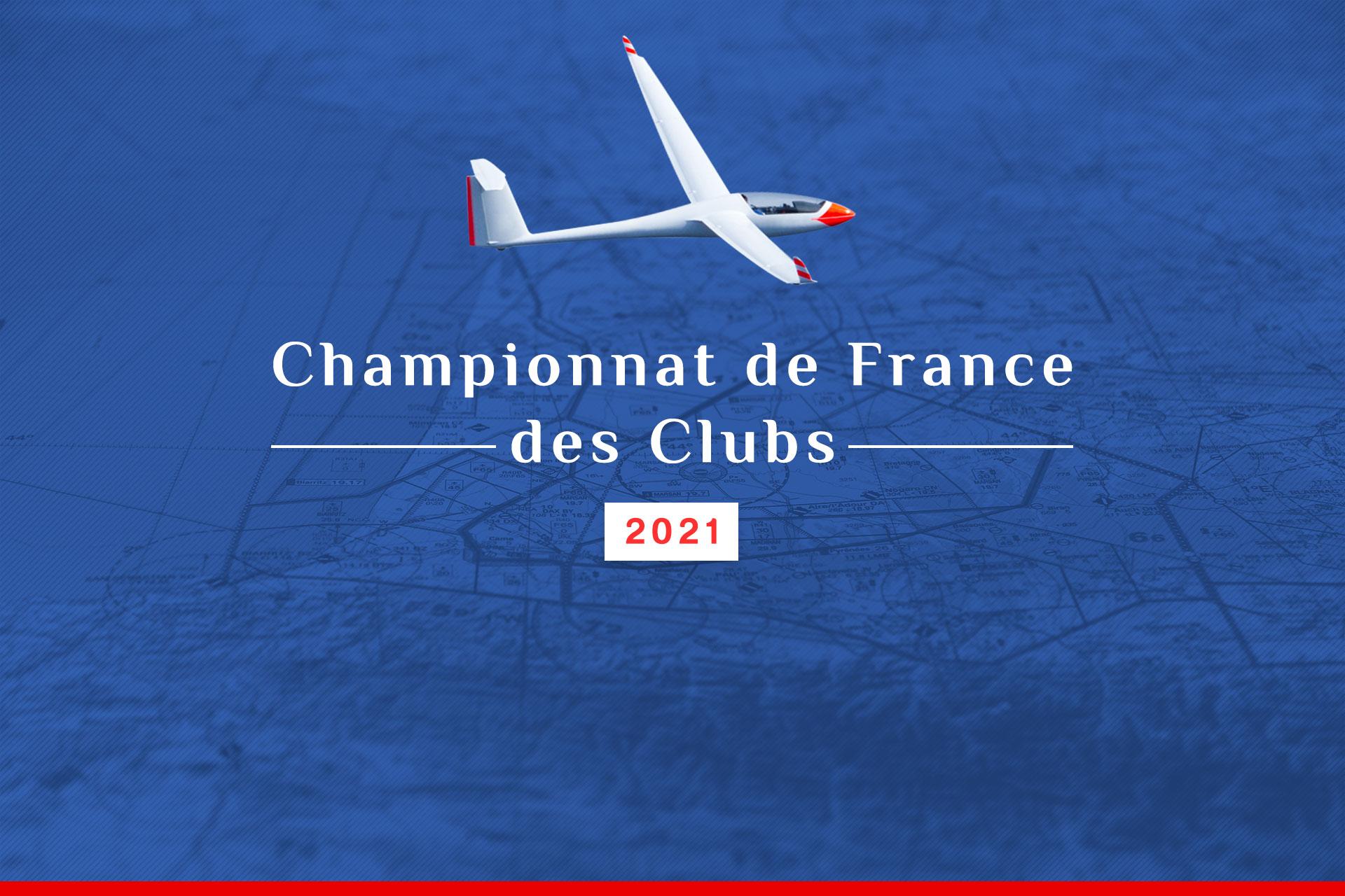 Le Championnat de France des Clubs 2021 débute ce week-end