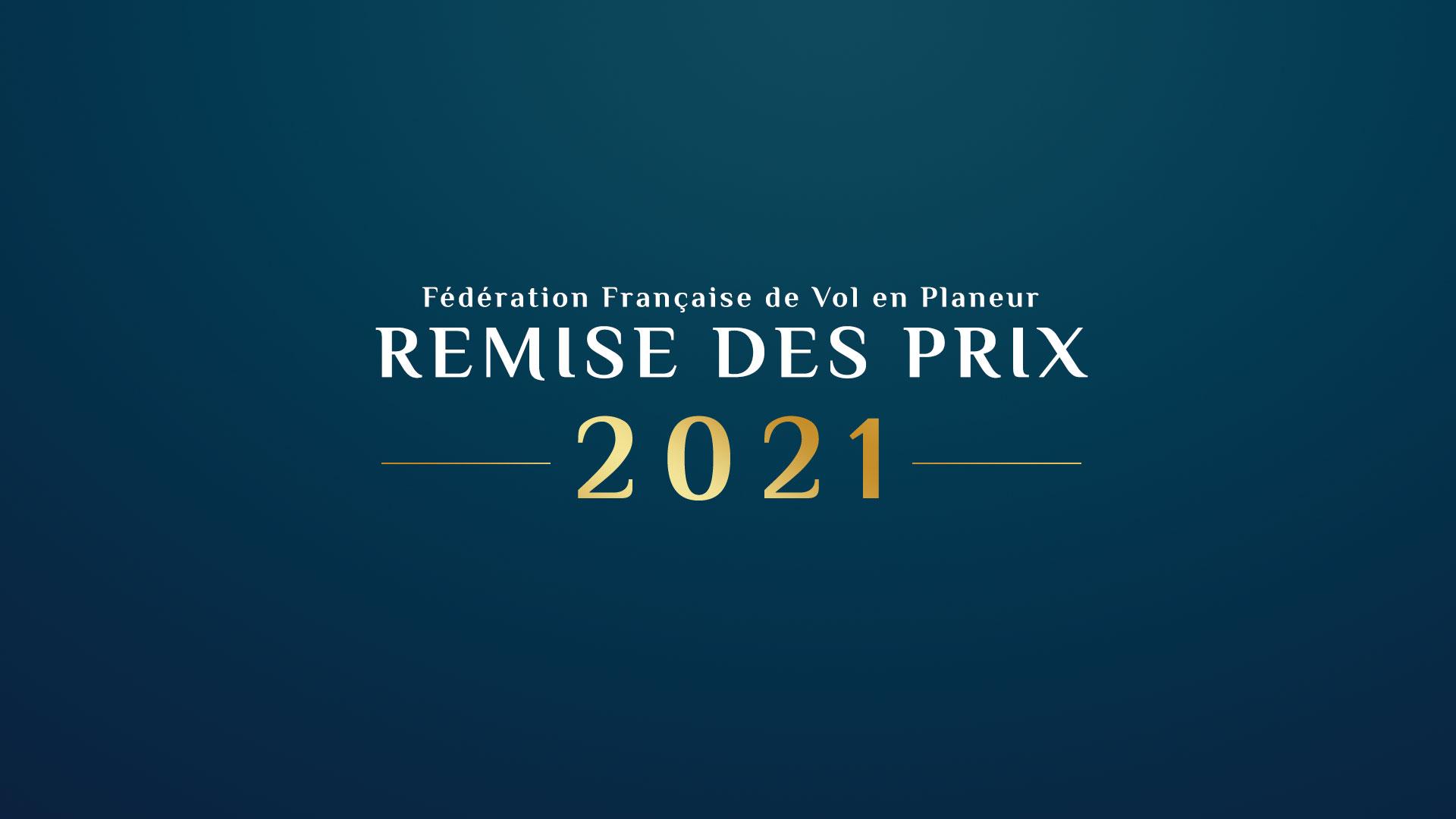 Remise des prix 2021