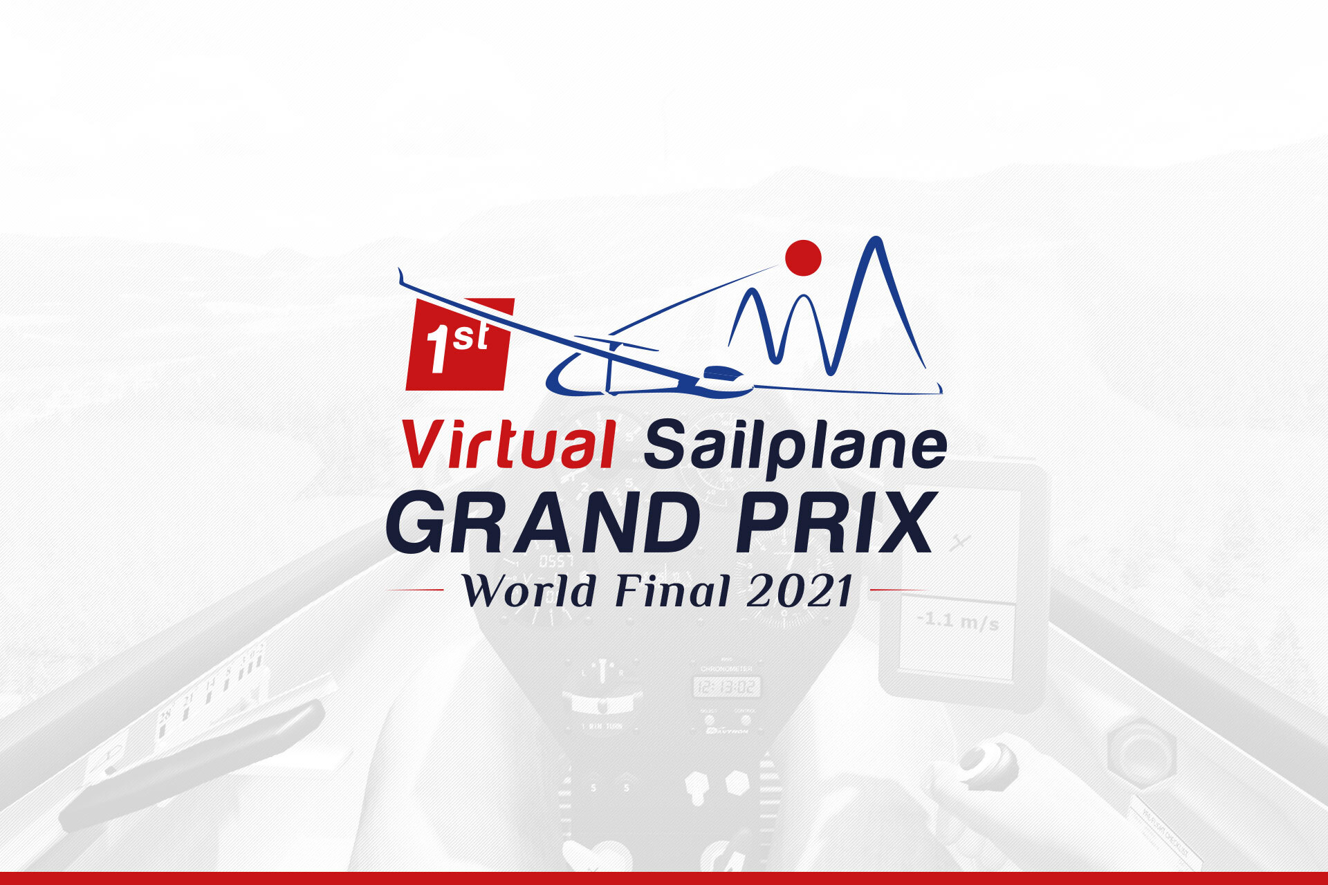 1st Virtual Sailplane Grand Prix – World Final 2021