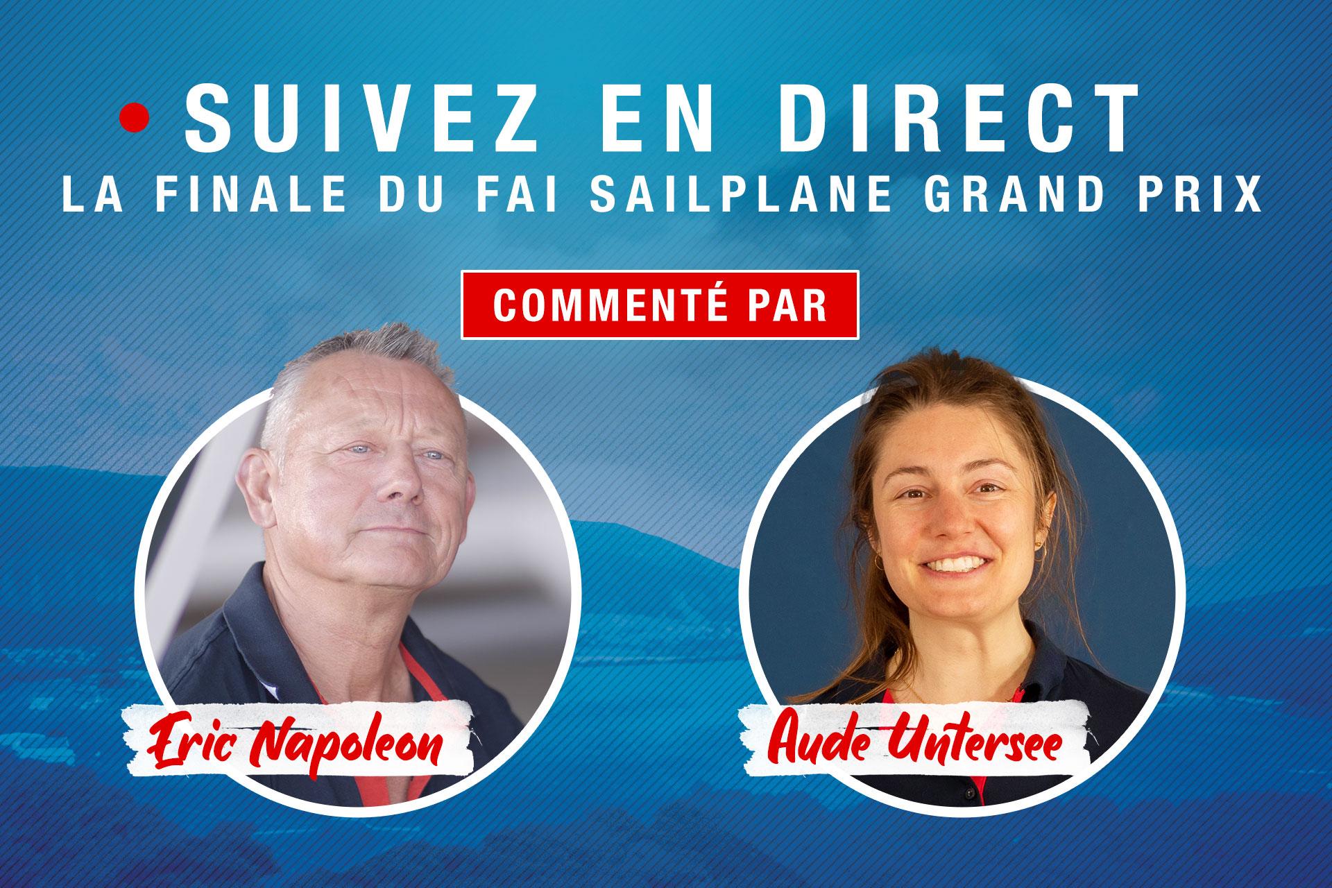Suivez la finale du FAI Sailplane Grand Prix en direct