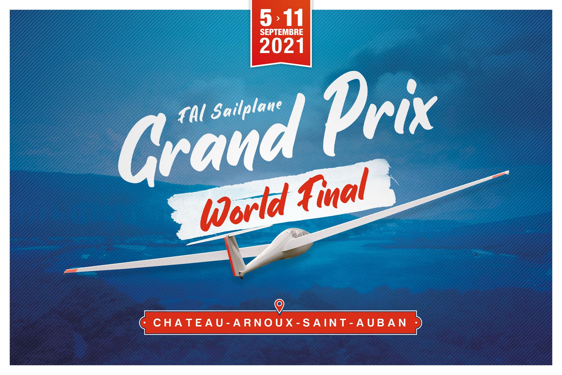 10ème Finale du FAI Sailplane Grand Prix